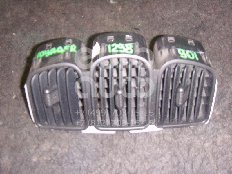 Дефлектор воздушный для Chrysler Voyager/Caravan (RG) 2001-2008 - Фото №1
