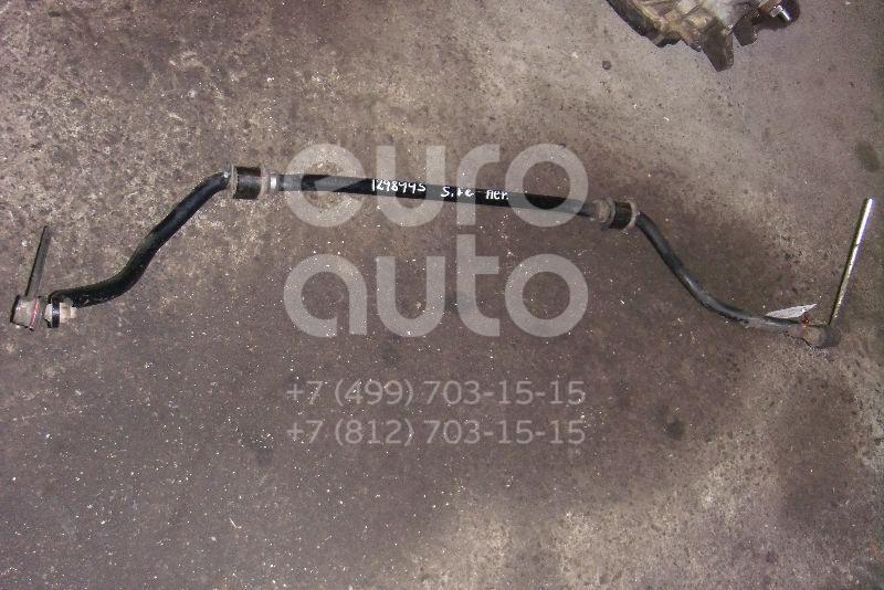 Стабилизатор передний для Hyundai Santa Fe (SM) 2000-2005 - Фото №1