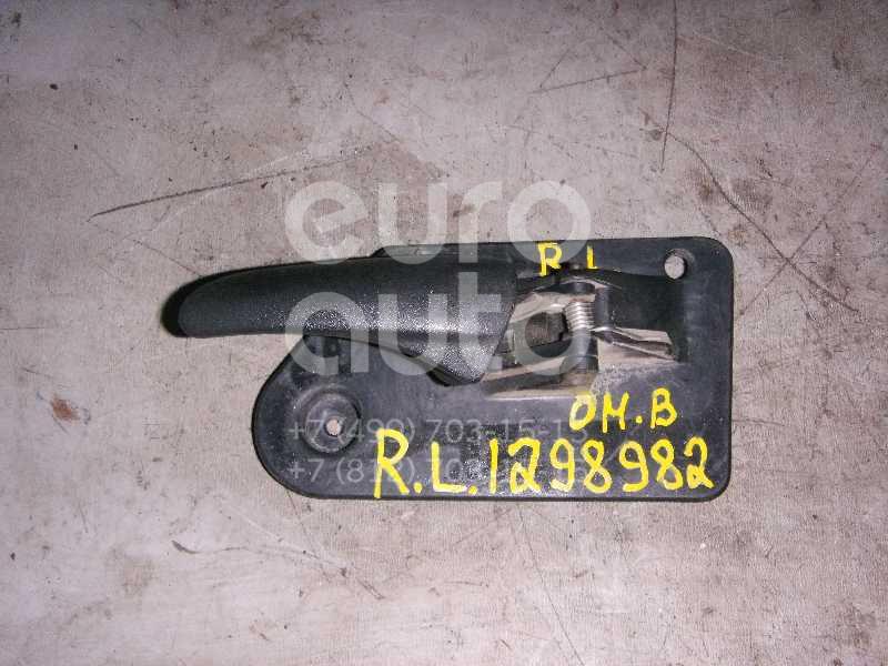 Крючок открывания двери левой для Opel Omega B 1994-2003 - Фото №1