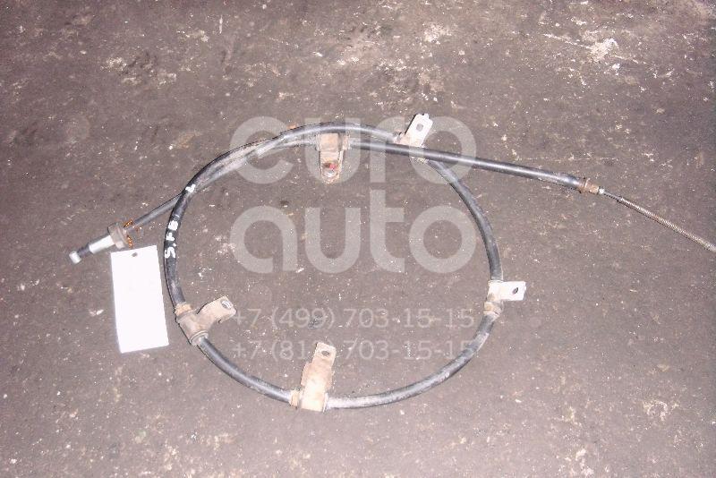Трос стояночного тормоза левый для Hyundai Santa Fe (SM)/ Santa Fe Classic 2000-2012 - Фото №1