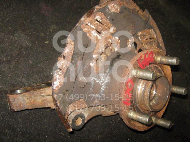 Кулак поворотный передний правый для Subaru Impreza (G11) 2000-2007 - Фото №1