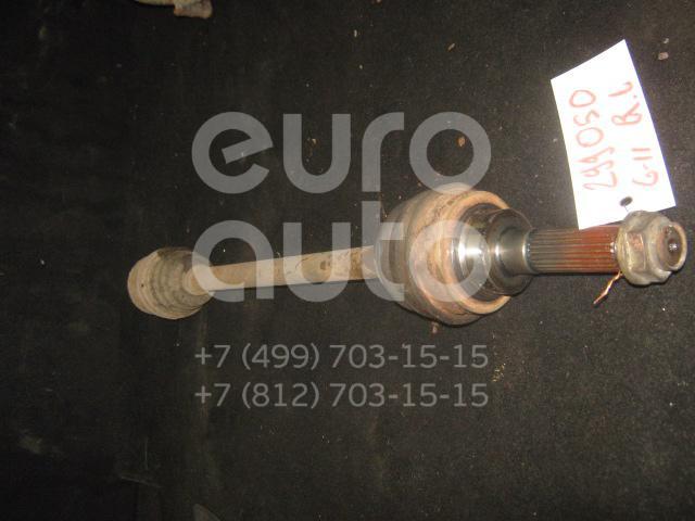 Полуось задняя для Subaru Impreza (G11) 2000-2007 - Фото №1