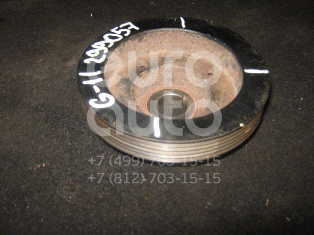 Шкив коленвала для Subaru Impreza (G11) 2000-2007 - Фото №1