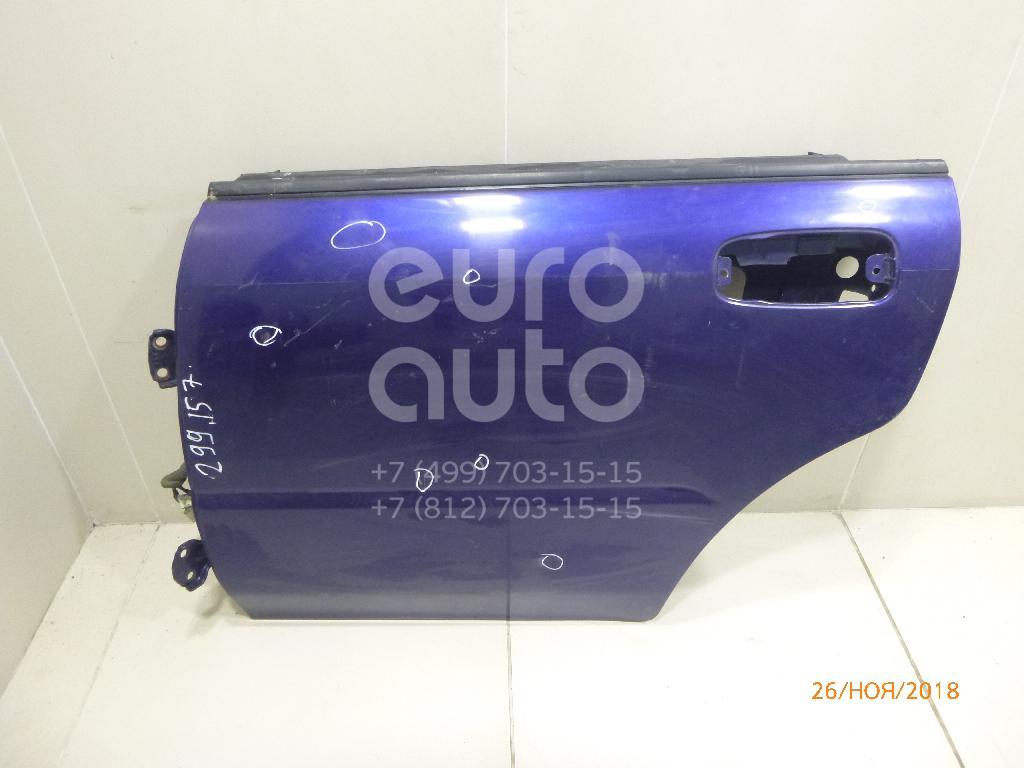Дверь задняя левая для Subaru Impreza (G11) 2000-2007 - Фото №1