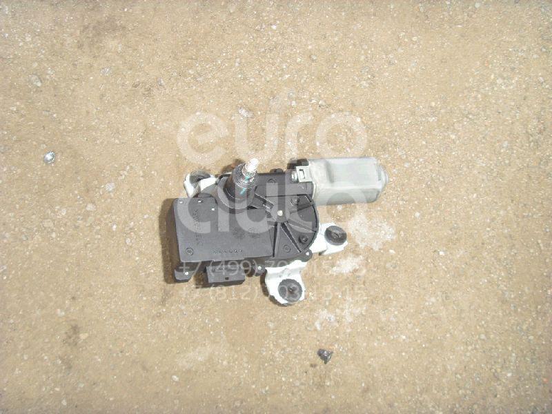 Моторчик стеклоочистителя задний для Chevrolet Captiva (C100) 2006-2010 - Фото №1