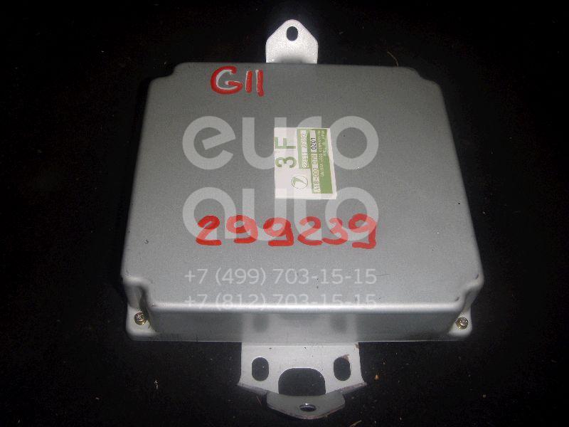 Блок управления двигателем для Subaru Impreza (G11) 2000-2007 - Фото №1