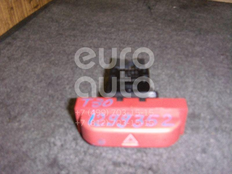 Кнопка аварийной сигнализации для Nissan X-Trail (T30) 2001-2006 - Фото №1