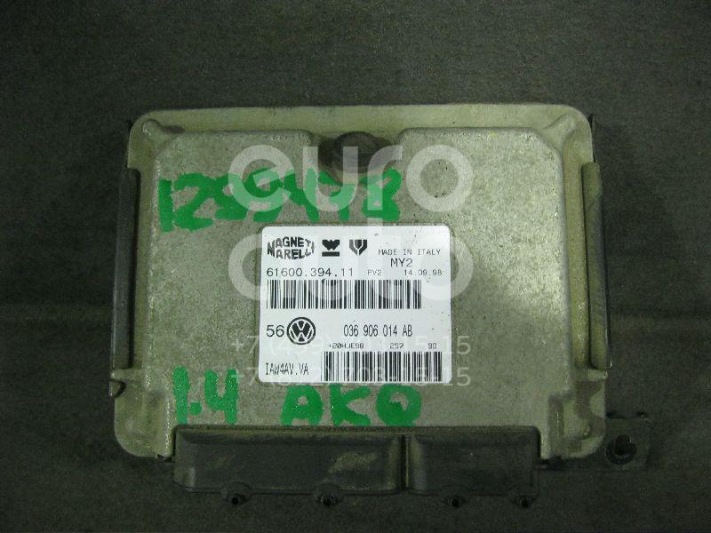 Блок управления двигателем для VW Golf IV/Bora 1997-2005 - Фото №1