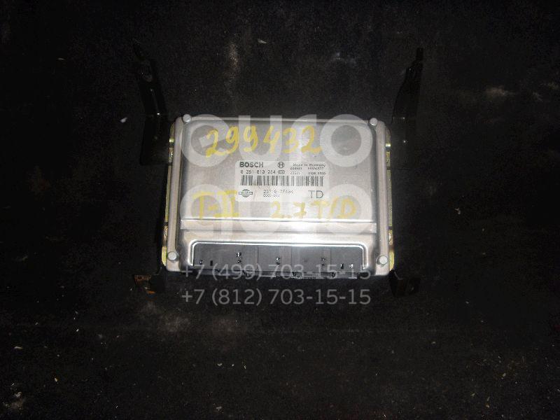 Блок управления двигателем для Nissan Terrano II (R20) 1993-2004 - Фото №1