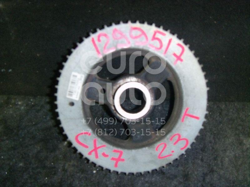 Шкив коленвала для Mazda CX 7 2007-2012;Mazda 6 (GG) 2002-2007;Mazda 3 (BK) 2002-2009 - Фото №1