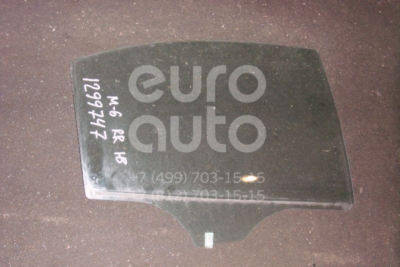 Стекло двери задней правой для Mazda Mazda 6 (GG) 2002-2007 - Фото №1