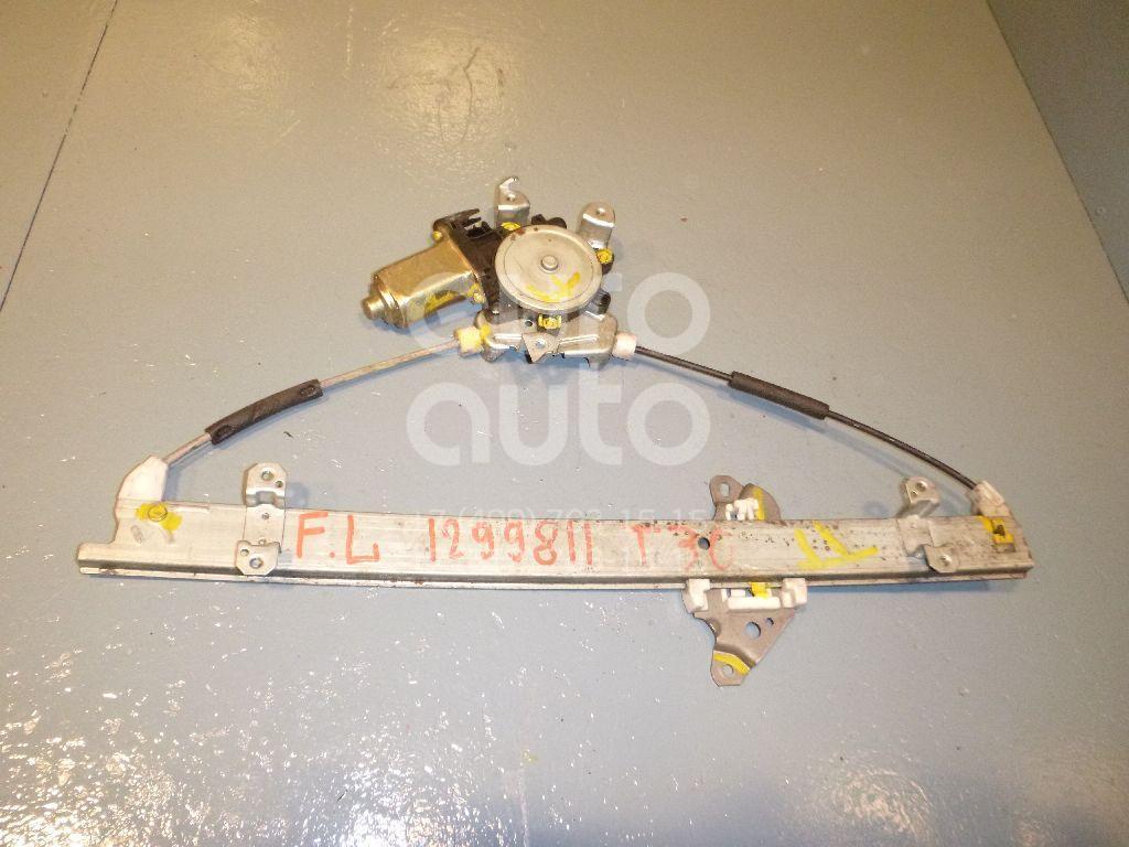 Стеклоподъемник электр. передний левый для Nissan X-Trail (T30) 2001-2006 - Фото №1