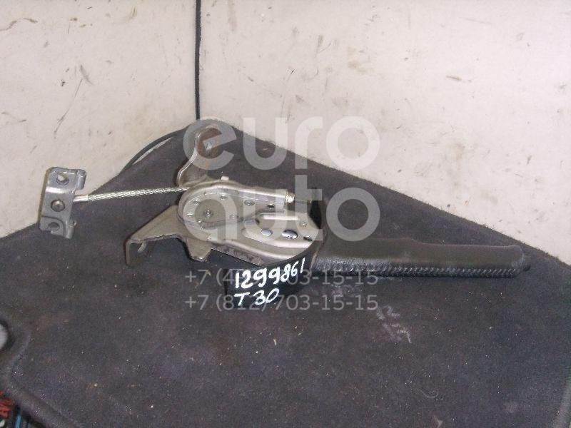 Рычаг стояночного тормоза для Nissan X-Trail (T30) 2001-2006 - Фото №1