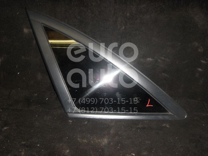 Стекло кузовное глухое левое для Infiniti FX (S50) 2003-2007 - Фото №1