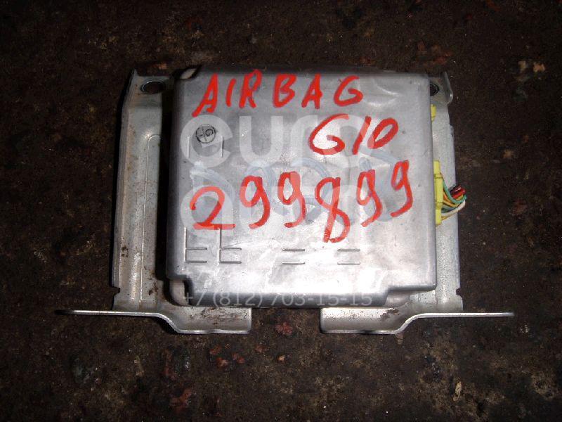 Блок управления AIR BAG для Subaru Impreza (G10) 1996-2000 - Фото №1