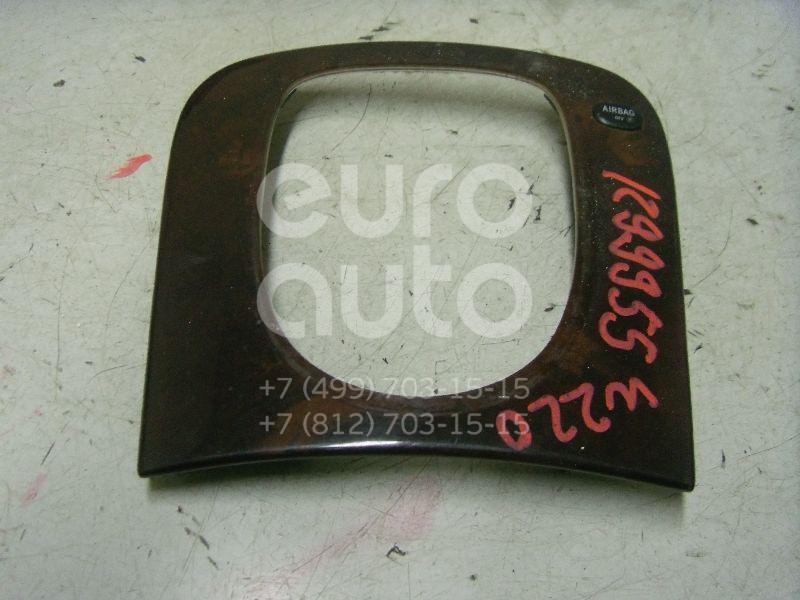 Накладка декоративная для Mercedes Benz W220 1998-2005 - Фото №1