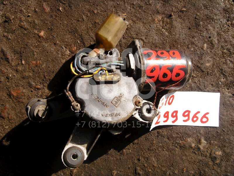 Моторчик стеклоочистителя передний для Subaru Impreza (G10) 1996-2000 - Фото №1