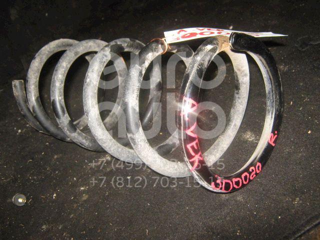 Пружина задняя для Toyota Avensis Verso (M20) 2001-2009 - Фото №1