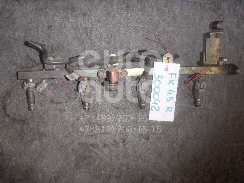 Рейка топливная (рампа) для Infiniti FX (S50) 2003-2007 - Фото №1