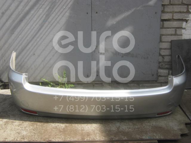 Бампер задний для Toyota Avensis Verso (M20) 2001-2009 - Фото №1