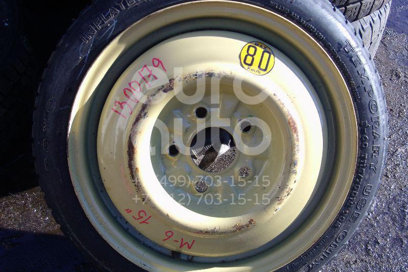 Диск запасного колеса (докатка) для Mazda Mazda 6 (GG) 2002-2007 - Фото №1