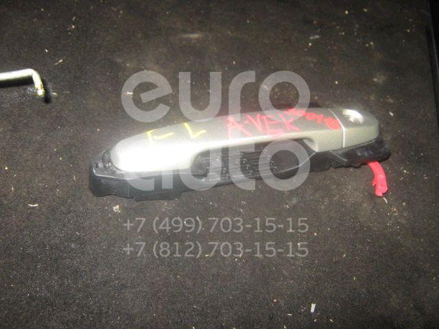 Ручка двери наружная для Toyota Avensis Verso (M20) 2001-2009 - Фото №1