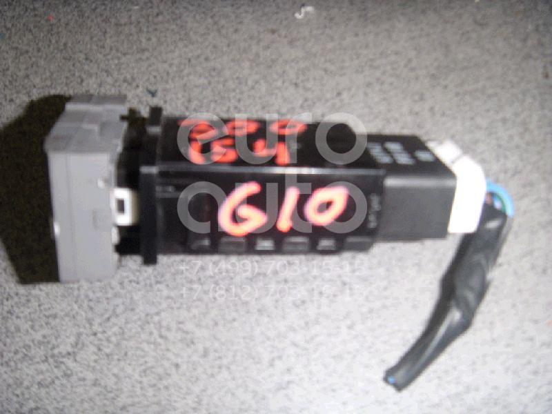 Кнопка стеклоочистителя заднего для Kia RIO 2000-2004 - Фото №1