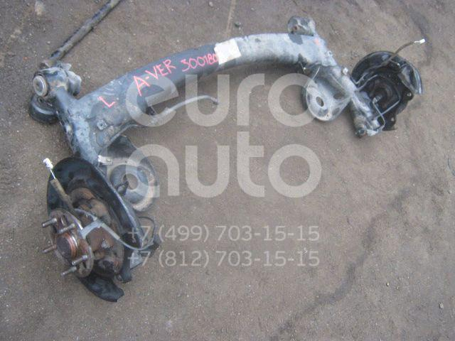 Балка задняя для Toyota Avensis Verso (M20) 2001-2009 - Фото №1