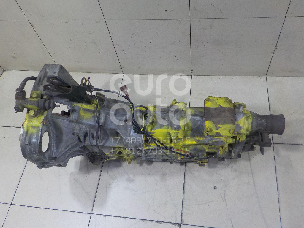 МКПП (механическая коробка переключения передач) для Subaru Impreza (G10) 1996-2000 - Фото №1