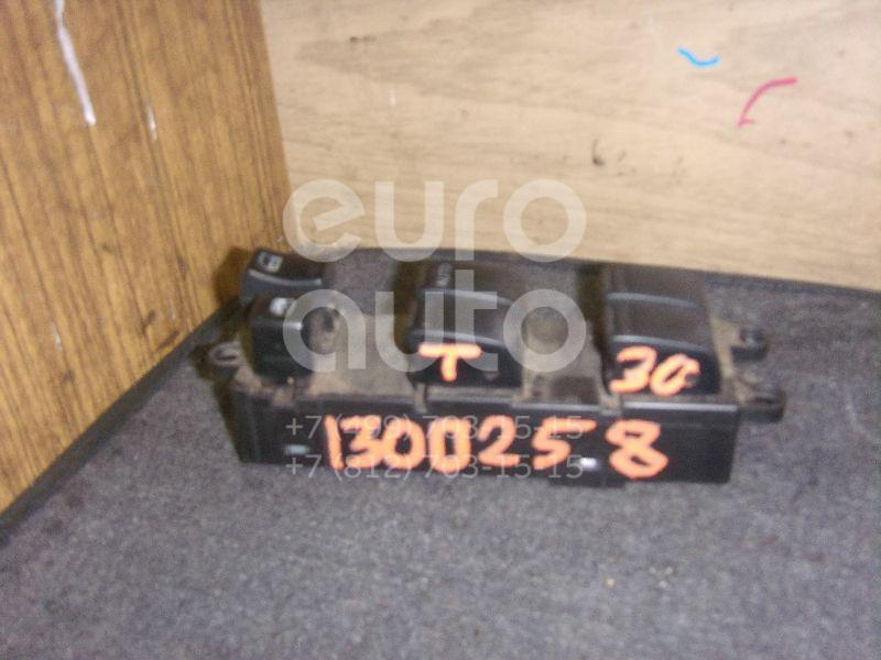 Блок управления стеклоподъемниками для Nissan X-Trail (T30) 2001-2006 - Фото №1