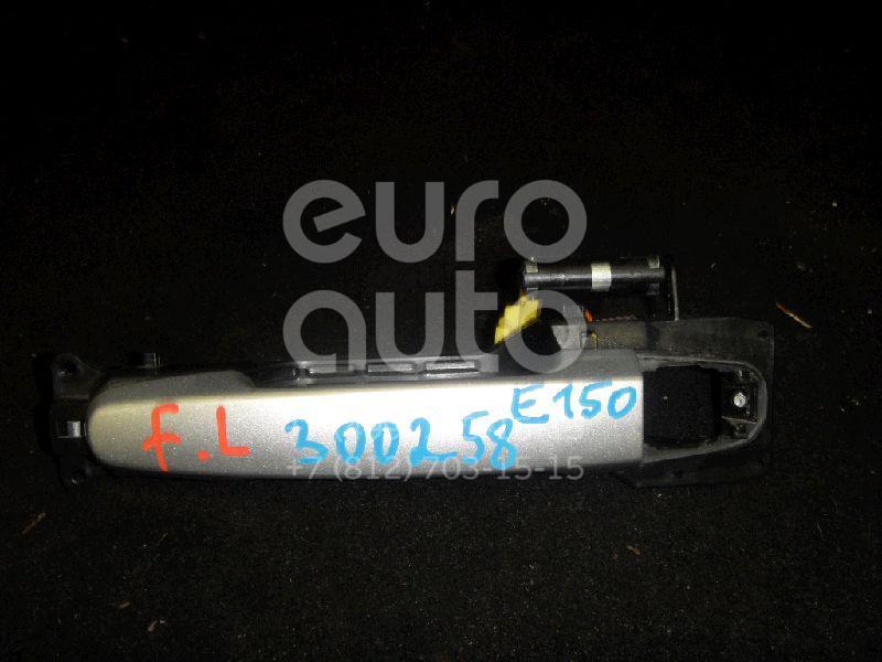 Ручка двери передней наружная левая для Toyota Corolla E15 2006-2013 - Фото №1