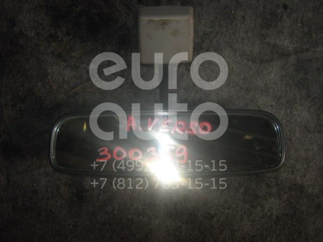 Зеркало заднего вида для Toyota Avensis Verso (M20) 2001-2009 - Фото №1