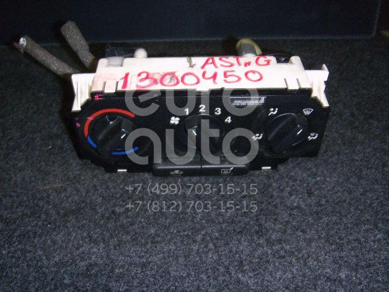 Блок управления отопителем для Opel Astra G 1998-2005 - Фото №1