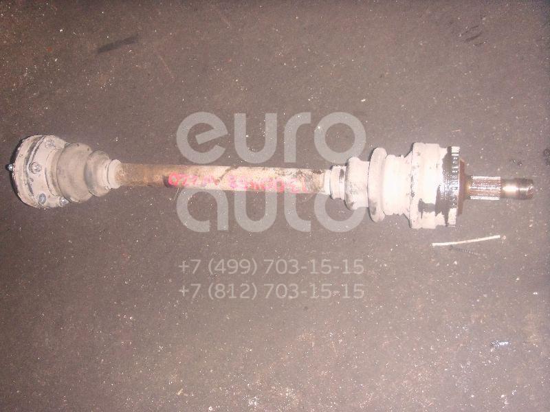 Полуось (привод в сборе) для Mercedes Benz W220 1998-2005 - Фото №1