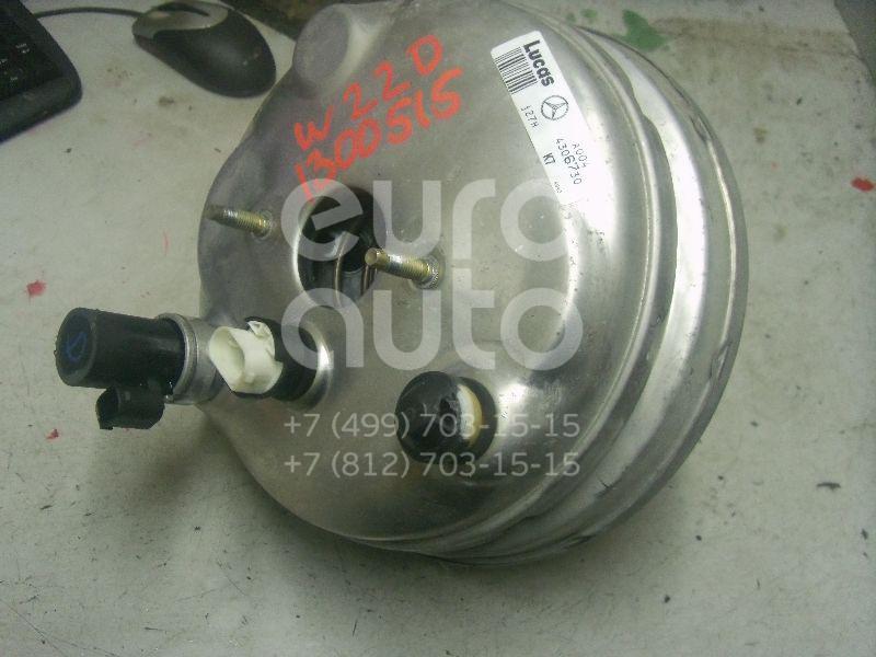Усилитель тормозов вакуумный для Mercedes Benz W220 1998-2005 - Фото №1