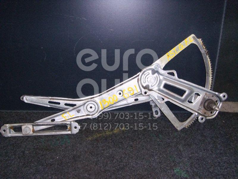 Стеклоподъемник механ. передний левый для Opel Astra G 1998-2005 - Фото №1