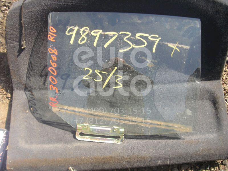 Стекло двери задней правой для Kia RIO 2000-2005 - Фото №1