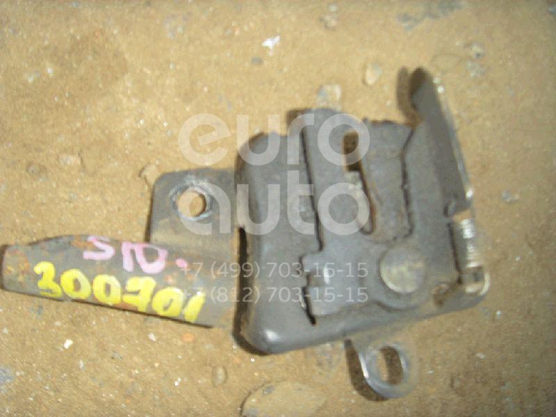 Замок капота для Subaru Forester (S10) 1997-2000;Forester (S11) 2002-2007;Forester (S10) 2000-2002 - Фото №1