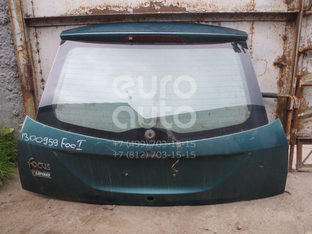Дверь багажника со стеклом для Ford Focus I 1998-2004 - Фото №1