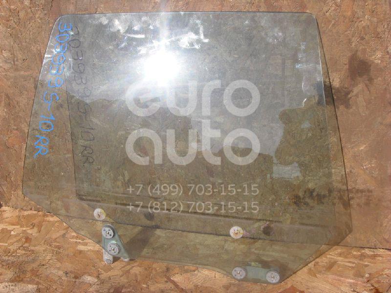 Стекло двери задней правой для Subaru Forester (S10) 1997-2000;Forester (S10) 2000-2002 - Фото №1