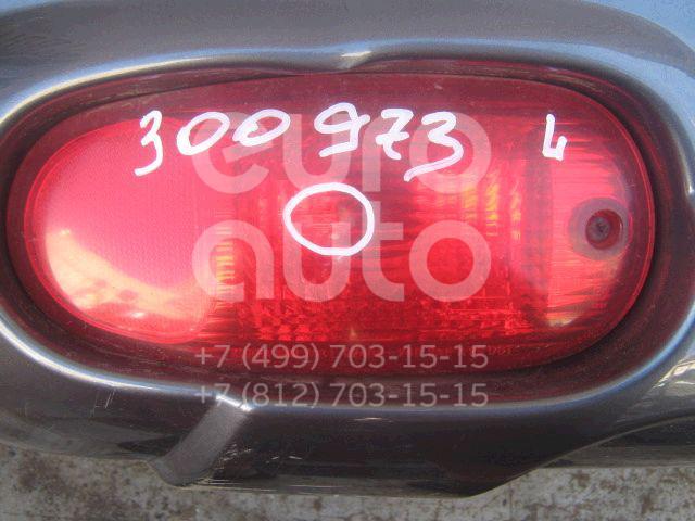 Фонарь задний в бампер левый для Hyundai Santa Fe (SM)/ Santa Fe Classic 2000-2012 - Фото №1