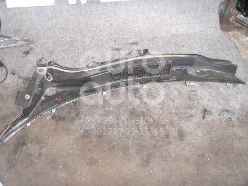 Решетка стеклооч. (планка под лобовое стекло) для Infiniti FX (S50) 2003-2007 - Фото №1