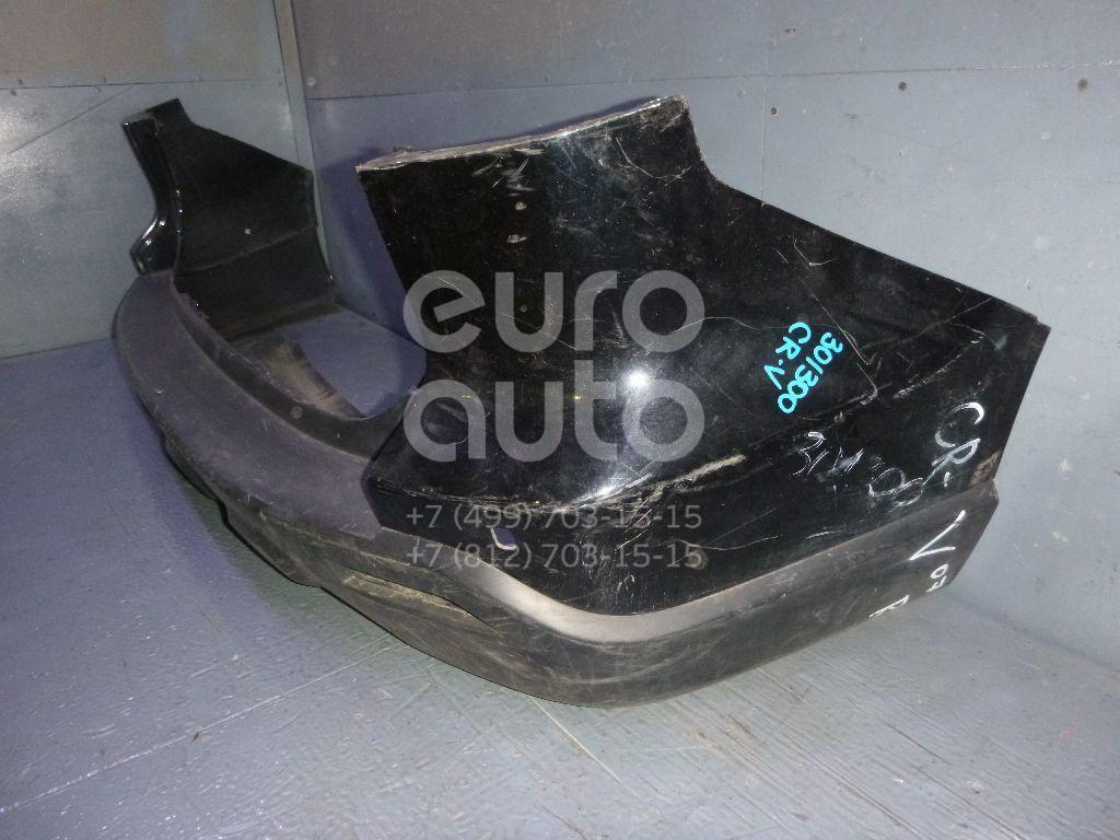 Бампер задний для Honda CR-V 2007-2012 - Фото №1