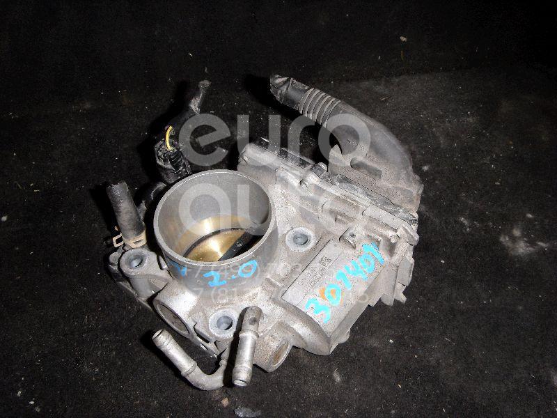 Заслонка дроссельная электрическая для Honda CR-V 2007-2012 - Фото №1