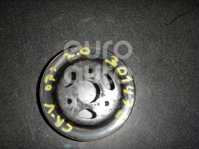 Шкив водяного насоса (помпы) для Honda CR-V 2007-2012;Accord VIII 2008-2013 - Фото №1
