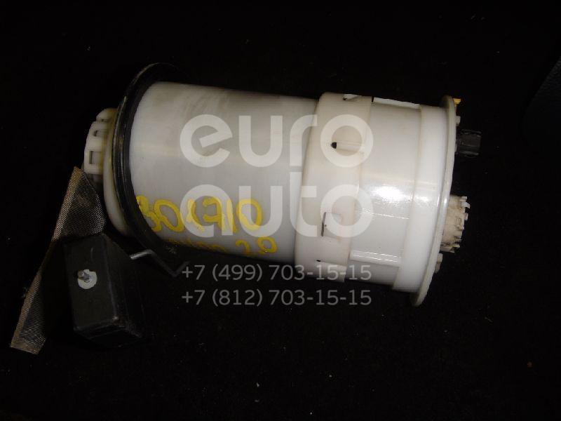 Насос топливный электрический для Toyota,Mazda RAV 4 2000-2005;323 (BA) 1994-1998;626 (GE) 1992-1997;Xedos-6 1992-1999;MX-3 1991-1998;MPV I (LV) 1988-1999;Avensis Verso (M20) 2001-2009;CorollaVerso 2001-2004;626 (GF) 1997-2002;Corolla E12 2001-2007 - Фото №1