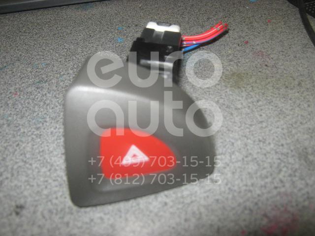 Кнопка аварийной сигнализации для Nissan Patrol (Y61) 1997-2009 - Фото №1