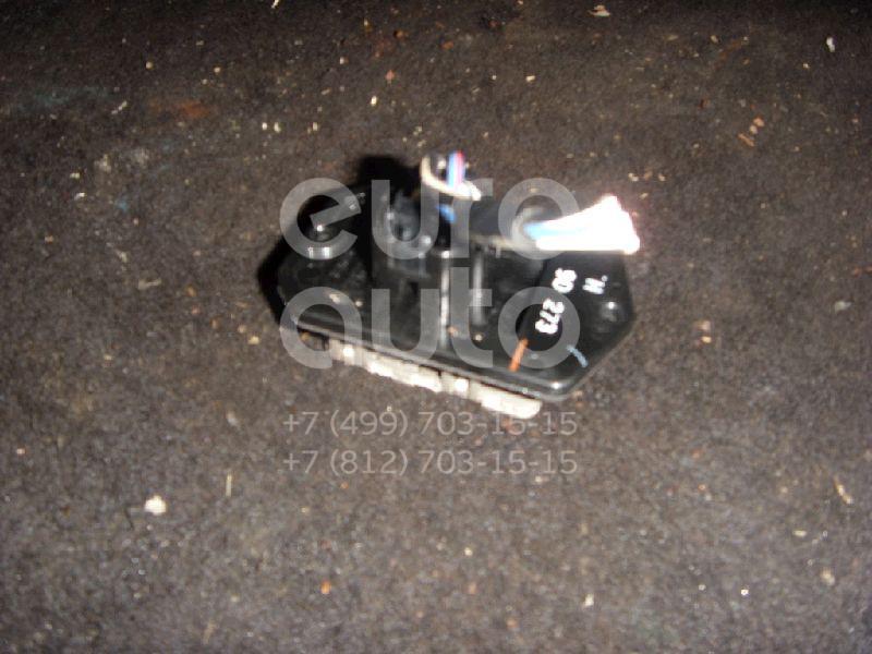 Резистор отопителя для Toyota Celica (ZT23#) 1999-2005;RAV 4 2000-2005;Corolla E12 2001-2006 - Фото №1
