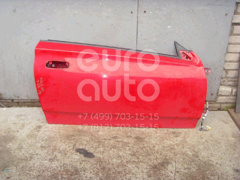 Дверь передняя правая для Toyota Celica (ZT23#) 1999-2005 - Фото №1