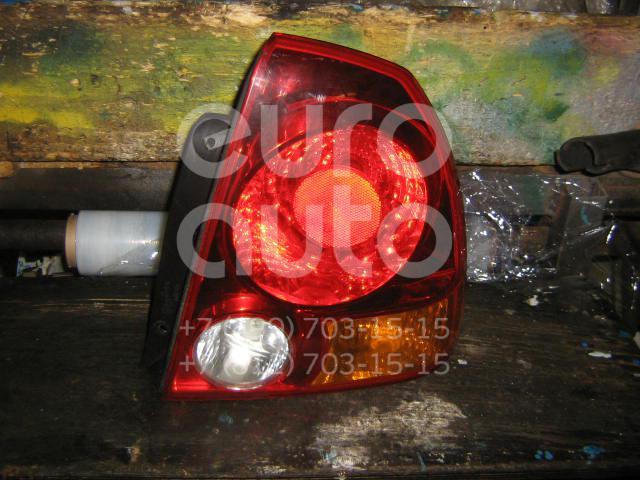 Фонарь задний правый для Hyundai Accent II (+ТАГАЗ) 2000-2012 - Фото №1